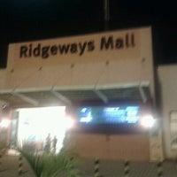 Photo taken at Ridgeways Mall by Alex N. on 4/20/2013