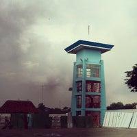 Photo taken at Terminal Gayatri Tulungagung by Adam A. on 1/1/2014