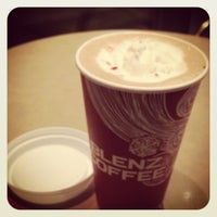 Photo taken at Blenz Coffee by Sabaina S. on 11/21/2012