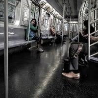 Photo taken at MTA Subway - Middle Village/Metropolitan Ave (M) by Jill E. on 7/14/2016