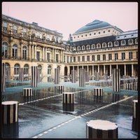 Photo prise au Palais Royal par Valentina G. le8/7/2013