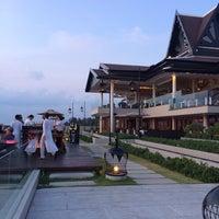 Photo taken at Air Bar · InterContinental Samui Baan Taling Ngam Resort by Elena G. on 4/15/2014