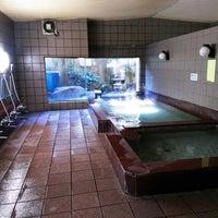 Photo taken at 宏池荘 公衆浴場 by Katsuhiro H. on 11/25/2017