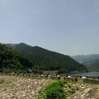 Photo taken at 名栗湖 by Katsuhiro H. on 5/21/2017