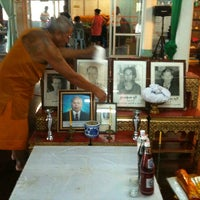 Photo taken at วัดศิริสุขขาราม by Badd K. on 5/18/2013