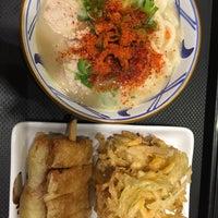 Photo taken at Marugame Udon by SSutedja on 6/29/2017