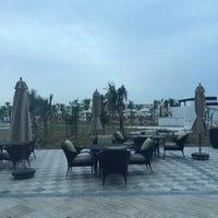 1/11/2014 tarihinde Meem A.ziyaretçi tarafından Waldorf Astoria Dubai Palm Jumeirah'de çekilen fotoğraf