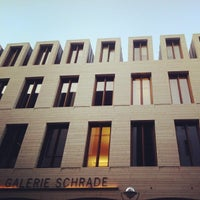 Photo taken at galerie Schrade by Zsuzsanna T. on 3/10/2014