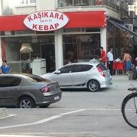 Photo taken at Kaşıkara Kebap Salonu by Murat A. on 6/10/2013