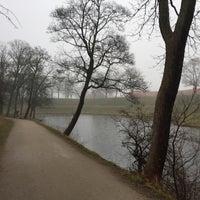 Photo taken at Kastellet Volden Ved Grønningen by André V. on 2/4/2017
