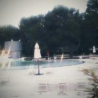 Photo taken at Alborea Eco Lodge Suites by miprendoemiportovia on 6/7/2014