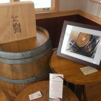 Photo taken at Lynfred Winery by Joseph T. on 3/30/2013