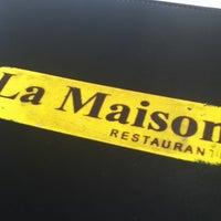 Foto tirada no(a) La Maison por Lenon R. em 1/22/2013