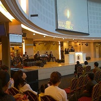 Photo taken at Gereja Tiberias Indonesia - Gading Nias by Dave R. on 11/25/2012
