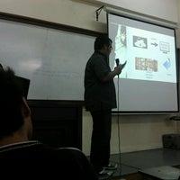 Photo taken at Fakultas Teknologi Industri UII by Gilang R. on 12/18/2013