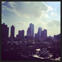Photo taken at Worldwide Plaza by erika c. on 6/9/2013