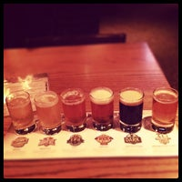Photo taken at Rock Bottom Restaurant & Brewery by T S. on 11/14/2012