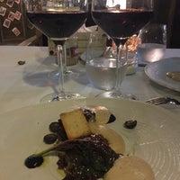 Снимок сделан в Adrian Quetglas restaurante пользователем Григорий Б. 8/31/2016