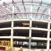 Photo taken at ไซต์งาน โครงการโรงเรียนโยธินบูรณะแห่งใหม่ (Jardine Engineering Co.,LTD) by Beer C. on 4/2/2013