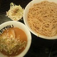 Das Foto wurde bei Tsukemen Tetsu von IEMOTO from NOGE 家. am 11/26/2012 aufgenommen