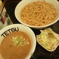 Das Foto wurde bei Tsukemen Tetsu von IEMOTO from NOGE 家. am 2/9/2013 aufgenommen