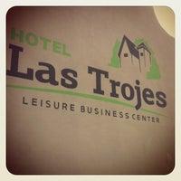 Foto tomada en Las Trojes por Luis S. el 8/28/2013
