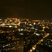 Photo taken at Punkt Widokowy Sky Tower by Michal G. on 3/6/2015