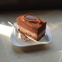 Photo taken at Regent Bakery & Cafe by Brrian on 2/10/2013