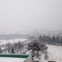 Photo taken at 충주MBC by sesajoon on 1/19/2014