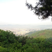 Photo taken at 후곡산 느티나무 쉼터 by sesajoon on 5/13/2013