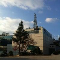 Photo taken at 충주MBC by sesajoon on 11/19/2012