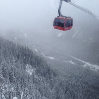 Photo taken at PEAK 2 PEAK Gondola by NedWasHere on 12/16/2012