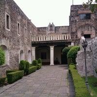 Foto tomada en Ex Convento de Churubusco por Roberto V. el 5/11/2013