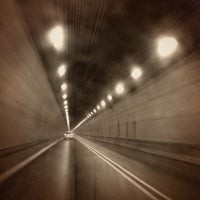 Photo taken at Pittsburgh Tunnel by Sean H. on 2/3/2013