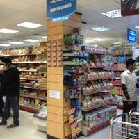 Photo taken at New Indian Supermarket by Varun P. on 1/16/2013