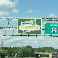 Photo taken at Welcome To New Jersey by Cmch W. on 8/15/2014