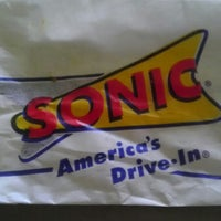 Photo taken at SONIC Drive In by Craig B. on 5/22/2014