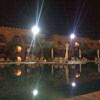 Photo taken at Hotal riad Mogador agdal by Khalid H. on 8/19/2017