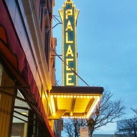 Photo taken at Palace Theatre by Jim S. on 11/30/2014