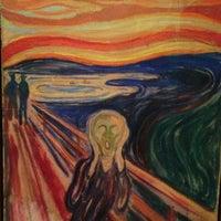 Photo taken at Munch-museet by Borislav K. on 7/6/2013