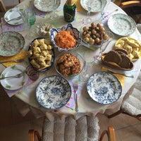 Photo taken at Masterskaya by Alina on 6/21/2014