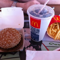 Photo taken at McDonald's by Rayanne S. on 3/24/2013