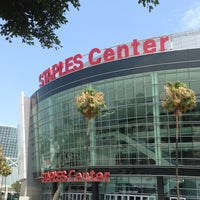 Photo taken at STAPLES Center by JHA 3. on 7/2/2013
