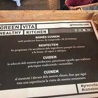 Foto tomada en GREEN VITA Healthy Kitchen por jimmy p. el 5/30/2018