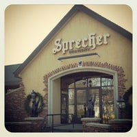 Photo taken at Sprecher Brewery by jason k. on 11/25/2012