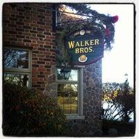 Photo taken at Walker Bros The Original Pancake House by jason k. on 12/5/2012