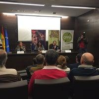 Photo taken at Cámara de Comercio de Sevilla by Lola M. on 3/3/2016