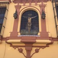 Photo taken at Parroquia de San Bernardo by Lola M. on 6/2/2017