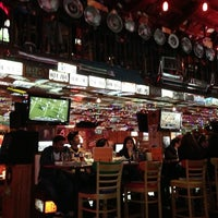 Photo taken at Barney's Beanery by Josue A. on 11/17/2012