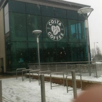 Photo taken at Costa Coffee by Neil A. on 1/20/2013